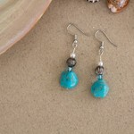 Turquoise Gemstone Earrings
