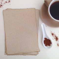 Coffee - Handmade Paper