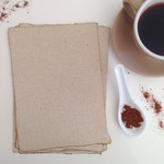 Fathers Day -Coffee - Handmade Paper