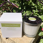 Candied Pear and Quince Large Soy Candle