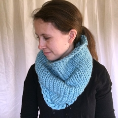 Mint Green Snood