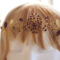 Andraste Beaded Tiara