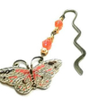 Vintage Butterfly Bookmark