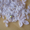 Rosie Lace Hair Comb