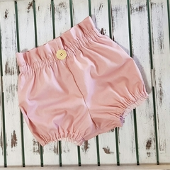 Girls Pink High Waisted Bloomers / Britches