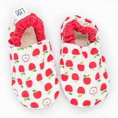 Apple Soft Sole Baby Shoes