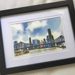Framed Print - Story Bridge Brisbane