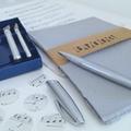Steel Grey - Handmade Paper