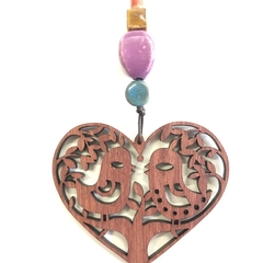 """Selma's Heart"" pendant"