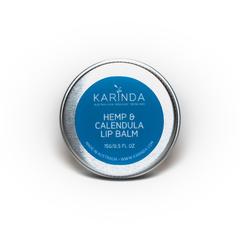 Hemp & Calendula Lip Balm 15g