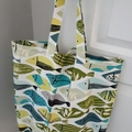 Fish Market Reusable Shopping Tote - Free Postage