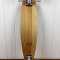 Handmade solid timber skateboard - Junior Pin-tail