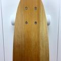 Handmade solid timber skateboard - Kauri - Junior Pin-tail