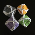Crochet Diaper Cover Baby Shower Favours, Mini Gifts, Bomboniere, Mini Diapers,