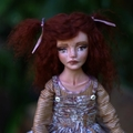 Josette - Collectible Porcelain Art Doll