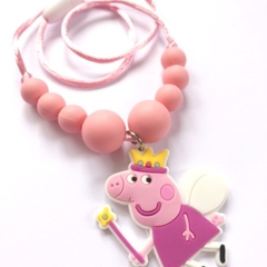 Washable Kids Jewellery - Peppa Pig