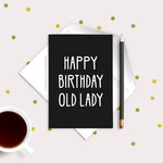 Funny Birthday Card | For Mum, For Sister, Daughter, Best Friend Card | GCSBA605
