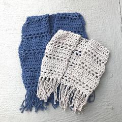 Baby Boho Fringe Vest, Toddler Boho Fringe Vest, Summer Crochet Vest, Beach Croc