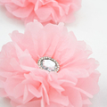 Gift Toppers / Cake Toppers / Table Scatters / Tissue Paper Poms / Paper Flowers
