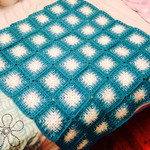 Frozen Inspired Blanket,Pram Blanket, Nursery Decor, Afghan, Gift
