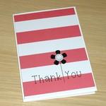 Thank you card - coach team manager - netball soccer