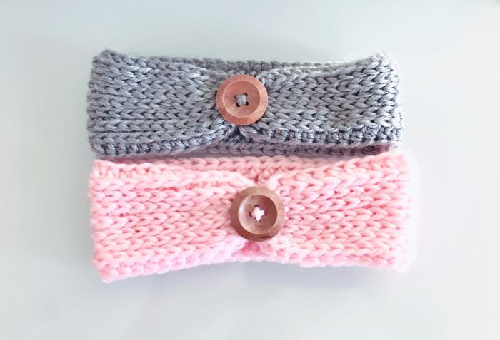 Baby Headband Baby Earwarmer Crochet Headwrap Knit Headband Knit