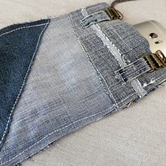 rebag australia denim bag