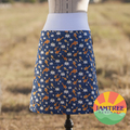 Ladies Skirt - Koi Garden FREE POST