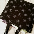 Black Cats Library Bag / Book Bag / Technology Bag