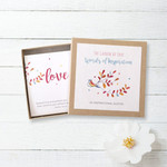 Inspirational Words Card Set, Motivational quotes, Affirmations