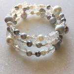 ZOE Beaded Wrap Bracelet