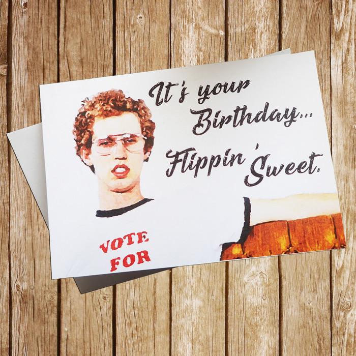Napoleon Birthday Card Kimwestart Madeit