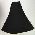 Ladies poly/cott 6-gore flip skirt