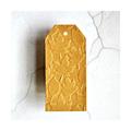 Leaves Texture Kraft Tags {10} | Embossed Large Gift Tags | Embossed Leaves