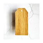 3D Wood Texture Kraft Tags {10}   Embossed Large Gift Tags   Embossed Wood Look