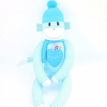 'Joseph' the Sock Monkey - Tooth Fairy Pillow - *READY TO POST*