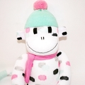 'Molly' the Little Sock Monkey - *READY TO POST*