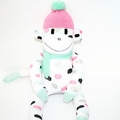 'Milly' the Little Sock Monkey - *READY TO POST*