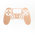 PS4 Controller Wall Decal