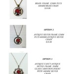 Vintage red rose collection