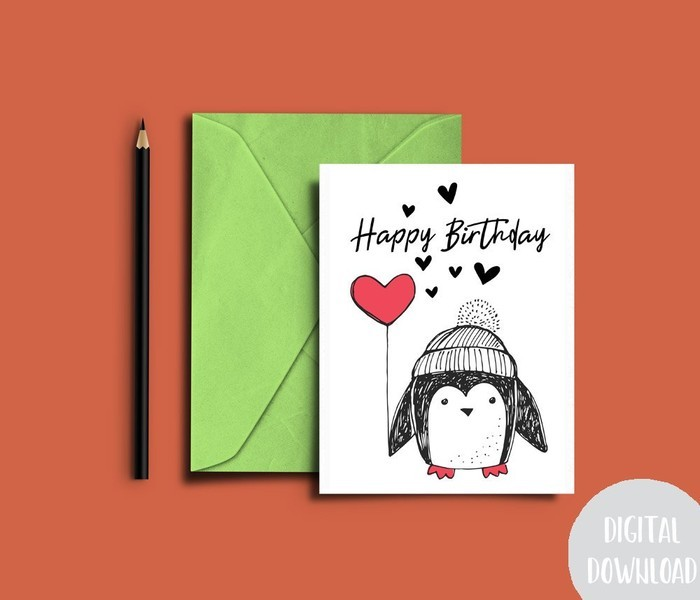 Birthday Card Download