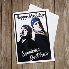 Jay and Silent Bob Card