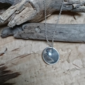 """Inspired by KT Tunstall, """"Everything around her is a silver pool of light"""" this"""