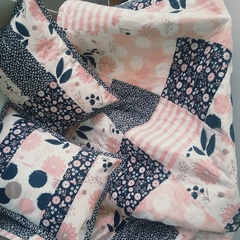 Baby cot quilt/nursery decor/baby shower gift