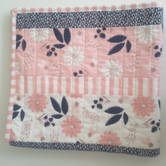 Baby blanket, quilt/nursery decor/baby shower gift