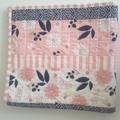 Baby blanket, quilt/nursery decor/baby shower gift