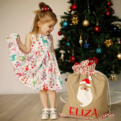 The Santa - Personalised Santa Sack