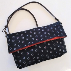 Sacoche / BLACK - DOT / Shoulder bag / Messenger bag