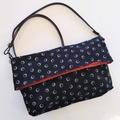 Sacoche / BLACK - DOT / Shoulder bag / Messenger bag