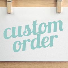 Custom Listing for Kitty Le Vie